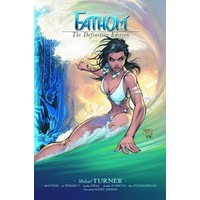 Fathom Fathom: The Definitive Edition Volume 1 İngilizce Çizgi Roman