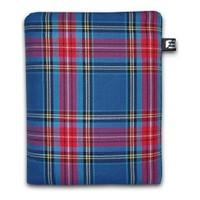 Fabric Effect Highlander Kumaş iPad Kılıfı
