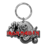 Rock Off Iron Maiden Anahtarlık The Number Of The Beast