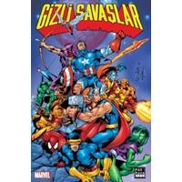 Marvel Comics Marvel Gizli Savaşlar 2 Türkçe Çizgi Roman