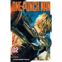 One-Punch Man Vol. 2 İngilizce Çizgi Roman