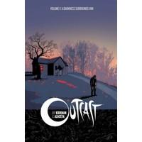 Outcast by Kirkman & Azaceta Vol. 1: A Darkness Surrounds Him İngilizce Çizgi Roman