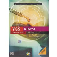 Fdd Yayınları Ygs Kimya Konu Anlatımlı - Ahmet Aydoğan