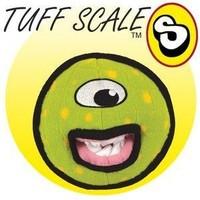 Tuffy Alien Yumuşak Sesli Uzayli Top Köpek Oyuncağı 15 Cm