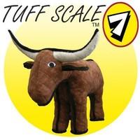 Tuffy Jr Zoo Extra Sağlam Boğa Köpek Oyuncağı 25 Cm