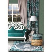 Merlina Home Perde Halı Yastık Seti 25175
