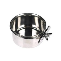 Nobby Vidalanabilir Paslanmaz Metal Kap 10 cm 0,30 lt