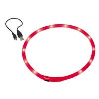 Nobby LED VISIBLE Led Işıklı Köpek Boyun Tasması 10 mm X 40 cm