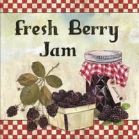 Fotocron Dekoratif Tablo Fresh Berry