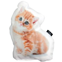 Gibi Design Garfy Yavru Kedi Yastık
