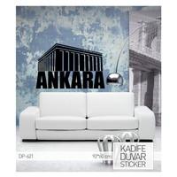 Artikel Ankara Kadife Duvar Sticker 92x60 cm DP 621