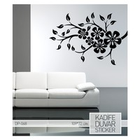 Artikel Balayı Kadife Duvar Sticker 72x109 cm DP 068