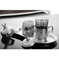 Sena Lalezar Keyfi Kahve Lale Takımı Tek Kişilik H 11