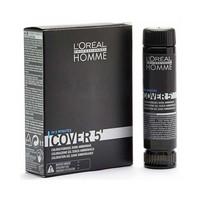 Loreal Homme Cover 5 Erkekler İçin Amonyaksiz Renklendirici Jel 3X50ml Kahve 4