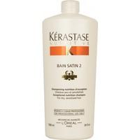 Kerastase Nutritive irisome Bain Satin 2-Kuru Ve Hassas Saçlar İçin Nemlendirici Şampuan 1000ml
