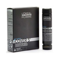 Loreal Homme Cover 5 Erkekler İçin Amonyaksiz Renklendirici Jel 3X50ml Kumral 7