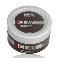 Loreal Homme Clay Güçlü Mat Wax 50ml