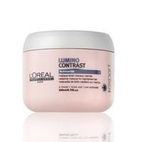 Loreal Lumino Contrast Röfleli Saçlara Özel Maske 200ml