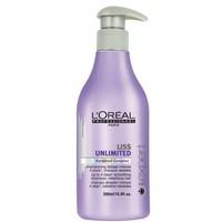 Loreal Liss Unlimited Asi Saçlari Yatiştirici Şampuan 500ml