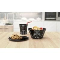 Darth Vader 3'lü Beslenme Seti - Plastik