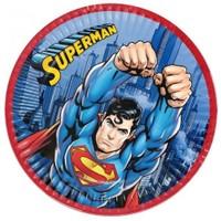Superman Tabak 8'li