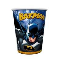 Batman Bardak - Karton 8'li