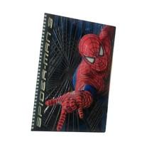 Örümcek Adam Defter - Spiralli A4