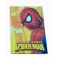 Örümcek Adam Bloknot - A6 Çizgili