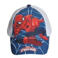 Örümcek Adam Şapka - Beyaz