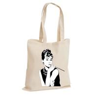 XukX Bezcanta Audrey Hepburn Bez Çanta – 1 Erzak Torbası
