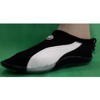Ahs Deniz Ayakkabısı ( Siyah - Beyaz )