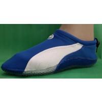 Ahs Deniz Ayakkabısı ( Lacivert - Beyaz )