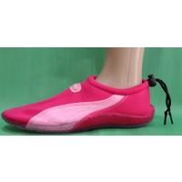 Ahs Deniz Ayakkabısı ( Fuşya - Pembe )
