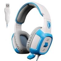 Sades Sa906i 7.1 Surround Ses Titreşimli Baslı Oyuncu Kulaklığı + 3200 Dpi Cdli Programlanabilir Tuşlu Mousepadlı Oyuncu Mouse