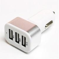 3 USBli Araç Şarjı