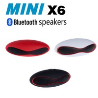 Mini 6X Bluetooth Speaker