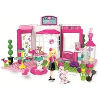 Mega Bloks Barbie Pet Shop 98 Parça Oyun Seti