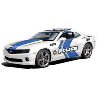 Maisto Chevrolet Camaro SS RS Police 2010 1:18 Model Araba S/E Beyaz