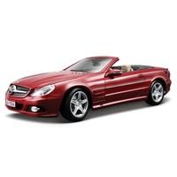Maisto Mercedes Sl 550 1:18 Model Araba S/E Kırmızı