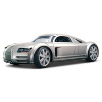 Maisto Audi Supersportwagen 'Rosemeyer' 1:18 Model Araba S/E Gri