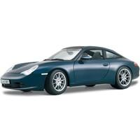 Maisto Porsche 911 Targa 1:18 Model Araba S/E Mavi