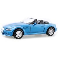 Maisto Bmw Z4 Mavi Çek Bırak Oyuncak Araba