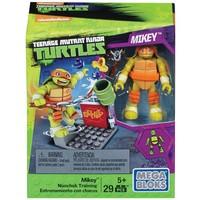 Mega Bloks Ninja Kaplumbağalar Street Training Mikey Oyun Seti
