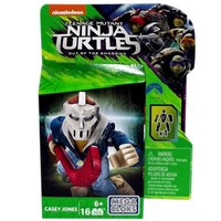 Mega Bloks Ninja Kaplumbağalar Casey Jones Micro Figür