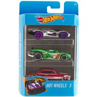 Hot Wheels Üçlü Araba Seti Model 33