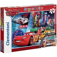 Clementoni Çocuk Puzzle 104 Parça Cars