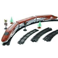 Hızlı Tren Seti Işıklı Sesli