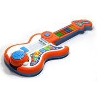 Projektör, Davul, Piyano, Gitar 4 in 1 Seti