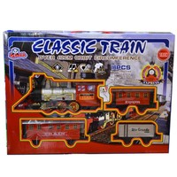 Orbit Klasik Tren Seti 16 Parça 412 cm