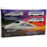 Hızlı Tren Set Işıklı Sesli